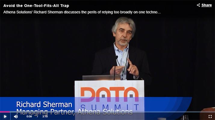 Rick Sherman at Data Summit 2018