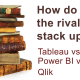 How the BI rivals stack up